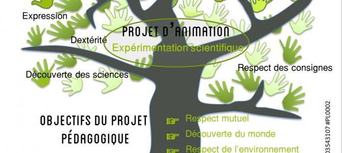 Activit s pour les accueils de loisirs science trail - Projet d animation cuisine ...